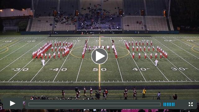 Homecoming Halftime Show 2015