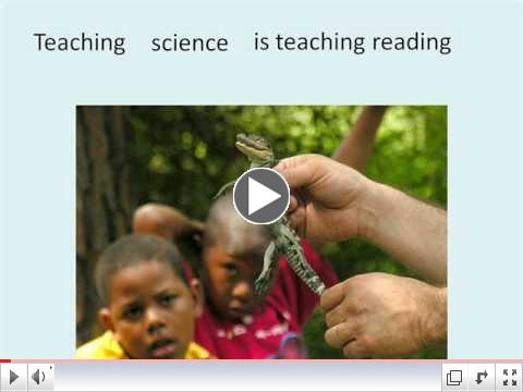Teaching Content Is Teaching Reading