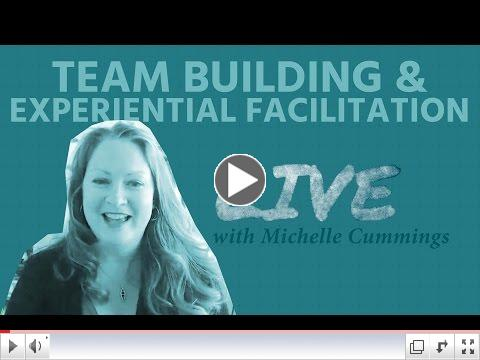 A Live Interview with Michelle Cummings, hosted by Meg Bolger and Sam Killermann of FacilitatingXYZ.