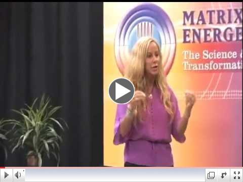 Melissa Joy: Move beyond judgments into a new reality with Matrix Energetics