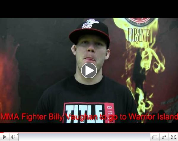 Billy Vaughan Warrior Island Tryout Video for Global Proving Ground