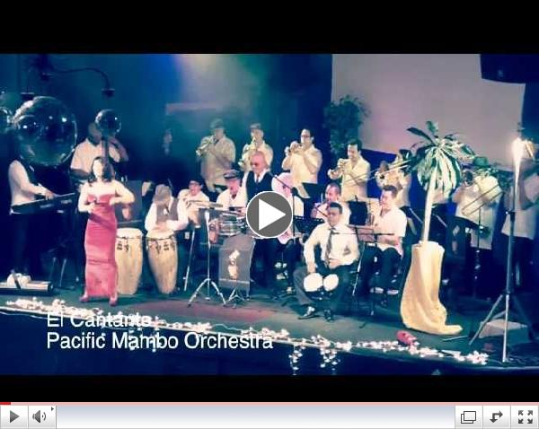 GRAMMY Award-Winning Pacific Mambo Orchestra