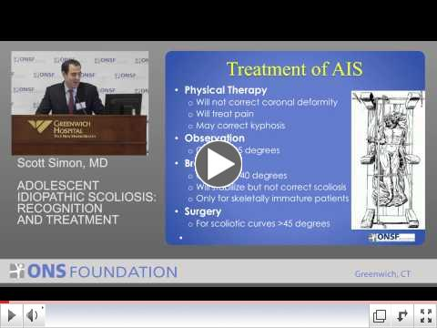 Treatment of AIS