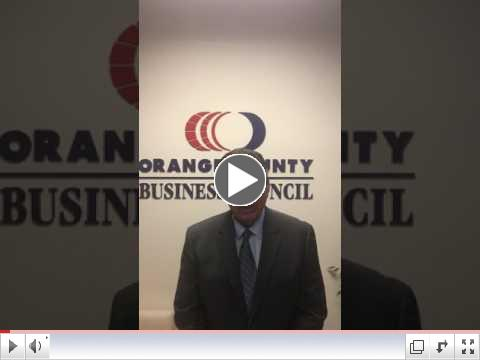 OC District Attorney Tony Rackauckus attended the meeting and gives his reaction to the presentations