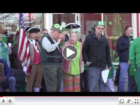 Ron Parker Full St. Pat's Parade Video