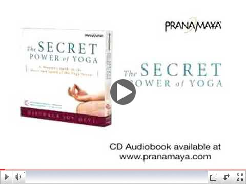 Secret Power of Yoga Guided Experience: Joy