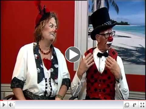 Education Outreach interview on SNN's Suncoast FYI