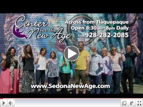 NEW Center for the New Age video