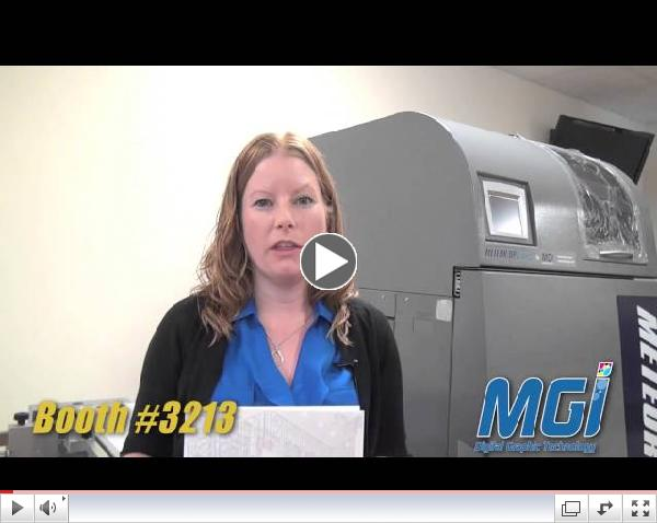 MGI's Preshow Overview of PRINT13