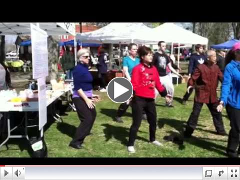World Tai Chi & Qigong Day Colchester, CT 04272013