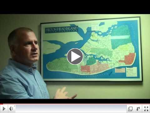 Hilton Head Island Map Orientation