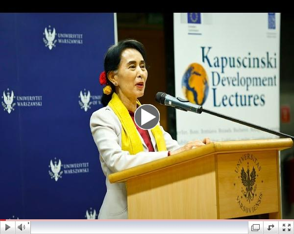 What top thinkers think about development - Kapuscinski Development Lectures 2015