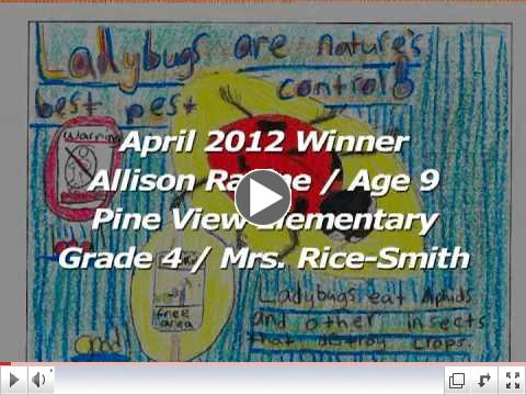 Sarasota County 2012 NEST Calendar