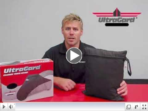 UltraGard Cruiser Style Trike Cover