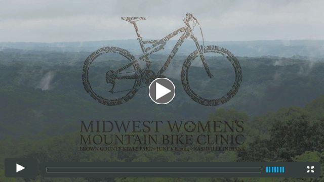 2014 Midwest Women's Mountain Bike Clinic