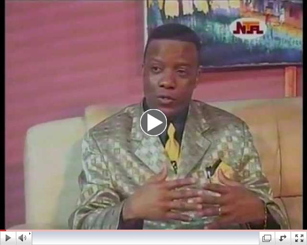 Dr. Paul N. Vincent's 2nd NTA Network's A.M. Express TV Interview in Lagos Nigeria!