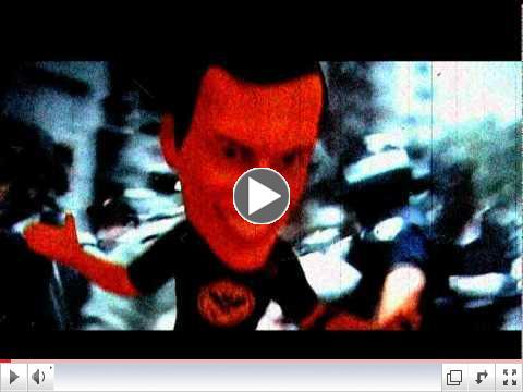 Jello Biafra Throbblehead Commercial - Aggronautix