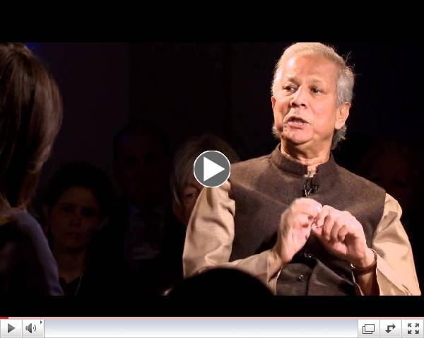 Insights: Ideas for Change - Muhammad Yunus - Social Business