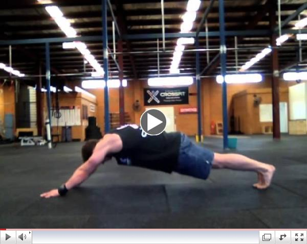 Crossfit - How to Handstand