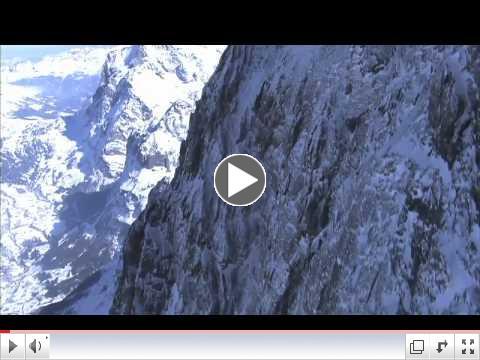 Ueli Steck's Eiger north face ascent