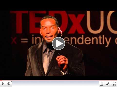 Kevin Berthia - TEDx