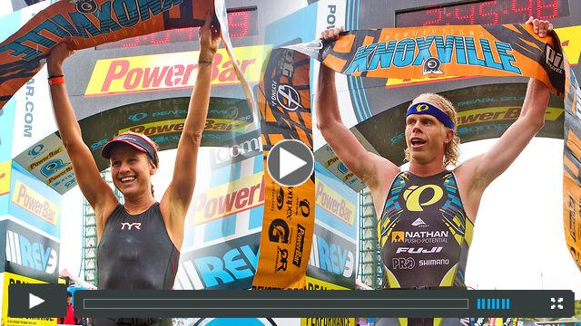 REV3 Triathlon KNOXVILLE Pro Recap 2013