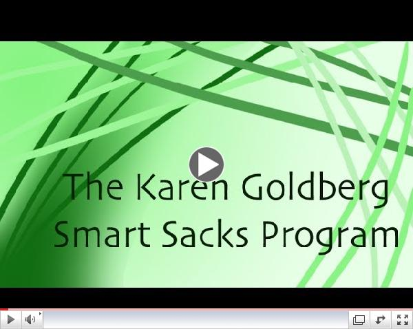 The Karen Goldberg Smart Sacks Program