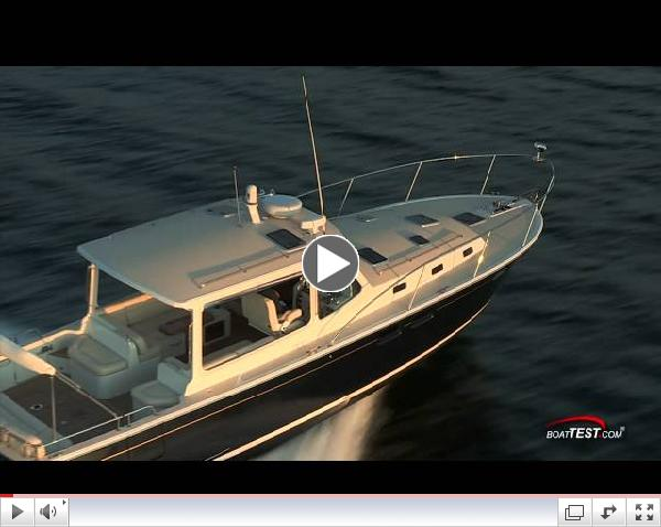 PrimeTime Yachts TV Episode #5 Features Why an MJM 40z is the Best Boat in Rough Seas