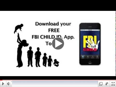FBI Child ID App PSA