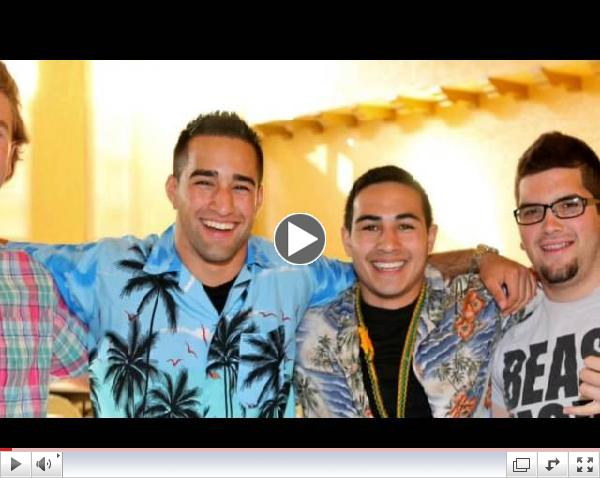 2013 WRESTLING PREP BANQUET VIDEO