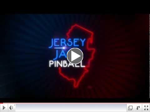 Animated Jersey Jack Pinball Logo