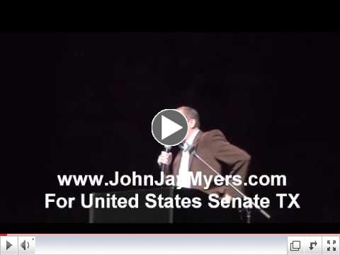 Government is Backwards- John Jay Myers in Austin
