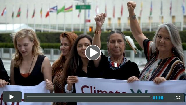 Women Speak for Climate Justice on the Road to COP21