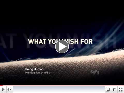 Being Human- Season 3 Trailer on Syfy
