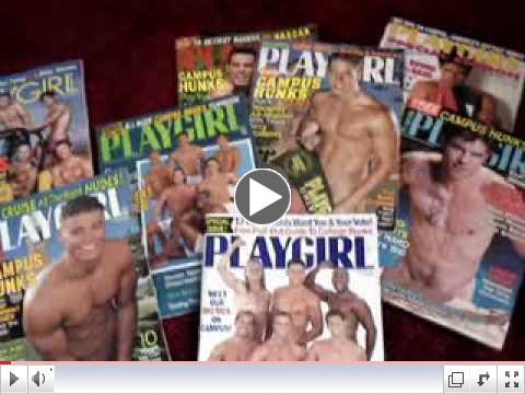 Playgirl Magazine Modeling