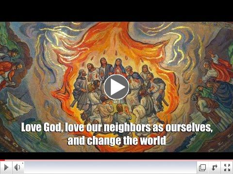 Celebrate God's Empowering Spirit