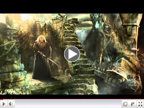 The Hobbit Pinball Video Montage