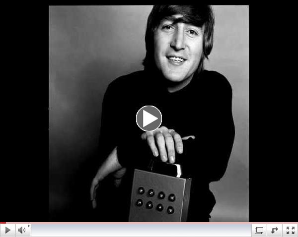 John Lennon (Just Like) Starting Over HQ