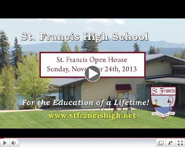 St. Francis 2013 Open House