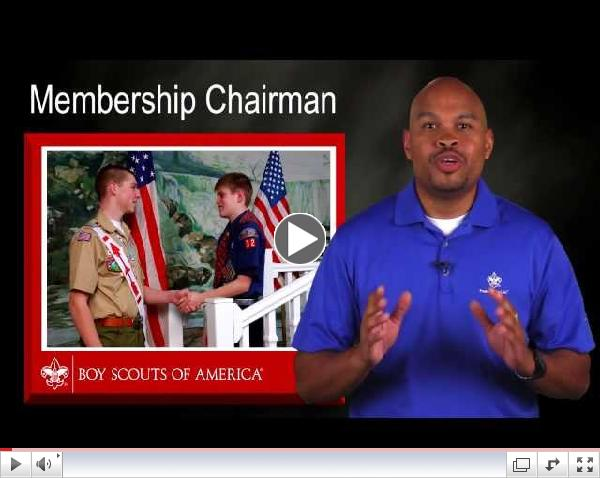 Membership Chairman Introduction