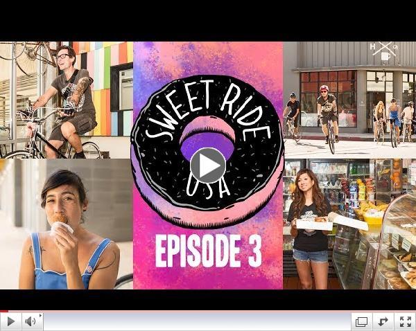 Bikes & Desserts - Sweet Ride USA EP3 (Full Episode)