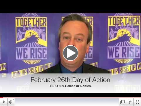 Join Us For Our February 26th Day of Action Rallies!