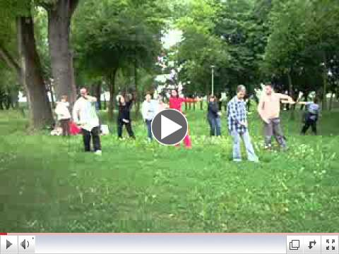 World TaiChi and qigong day by Wushu Nikolas