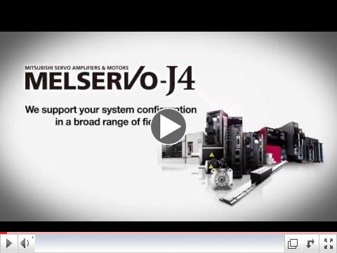 Mitsubishi Electric MR-J4 Servo System Application Examples
