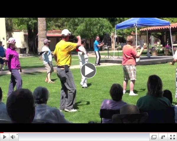 World Tai Chi Qigong Day 2013
