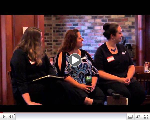Coffee Talk Video Re-cap - September 2014
