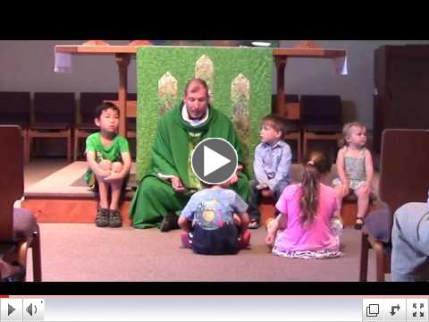Children's Sermon: Counting the Stars