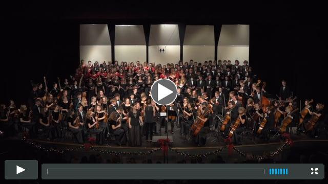 Winter Choir Concert 2016 |  Mozart Requiem