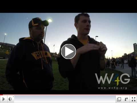 West Virginia University Evangelism