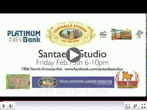 Santaella Winter Art Show 2015